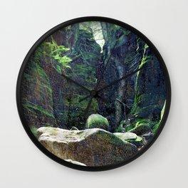 natura 3 Wall Clock