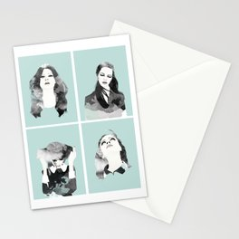 Minty Collection Stationery Cards