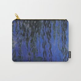 """Claude Monet """"Water Lilies and Weeping Willow Branches"""", 1919 Carry-All Pouch"""