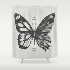 Delicate Existence Shower Curtain