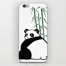 Big Butt Panda iPhone Skin