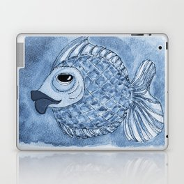MICK BLUE Laptop & iPad Skin