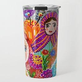 Pretty Ladies Travel Mug