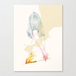 Piro Canvas Print