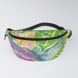 Tropical Print - Summer 2019 Fanny Pack