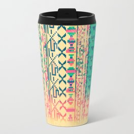Pattern of the God Travel Mug