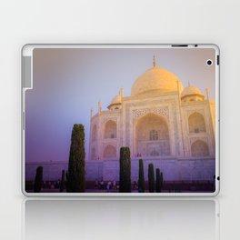 Morning Colors over Taj Mahal Laptop & iPad Skin