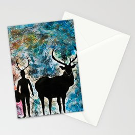 Channeling Stationery Cards