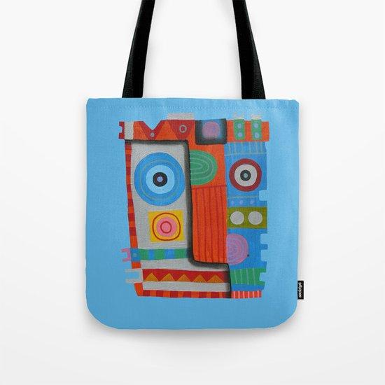 Your self portrait Tote Bag