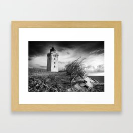 Rubjerg Knude Framed Art Print