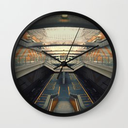 Petare Subway Wall Clock