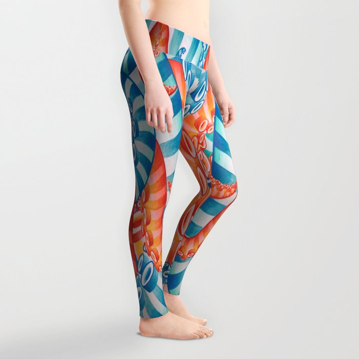 Tentaculon 1  Leggings