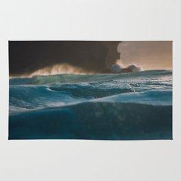 Storm on the Horizon Rug