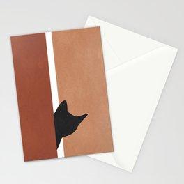 Peeking In Stationery Cards