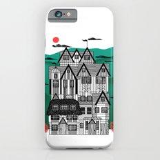 Tudor Revival Slim Case iPhone 6s