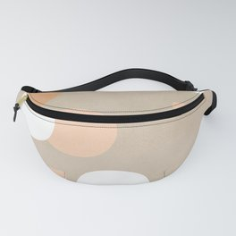 Dots on a minimal structure Fanny Pack
