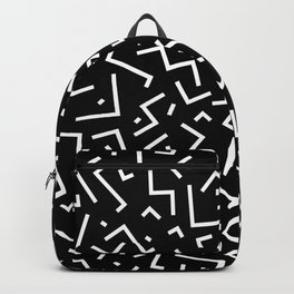 Memphis pattern 31 Backpack