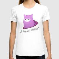 alpaca T-shirts featuring Alpaca by Domi