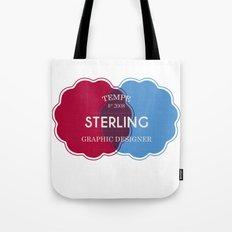 Designer Shirt Tote Bag