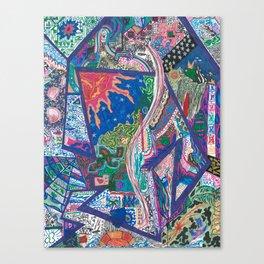 Childhood: The Sunspot Canvas Print