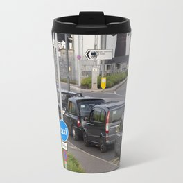 London Taxis Heathrow Airport Travel Mug