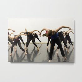 Taylor Intensive 9 Metal Print