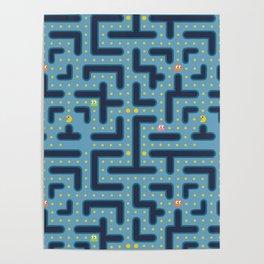 Retro Game Poster