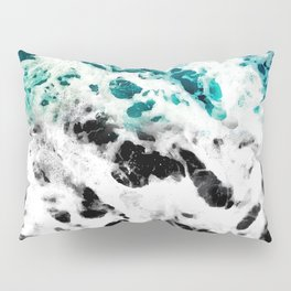 Half-A-Wake Pillow Sham
