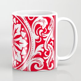 Playing Card (Red Back) Coffee Mug