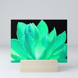 Mint Sea Foam Green Dream Mini Art Print