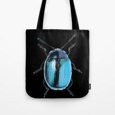 Insecte blue métal colors fashion Jacob's Paris Tote Bag