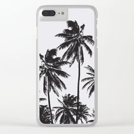 Palm 05 Clear iPhone Case