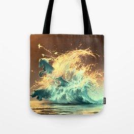 Mana tide Tote Bag