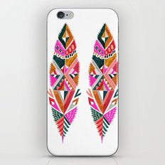 Brooklyn feathers iPhone & iPod Skin