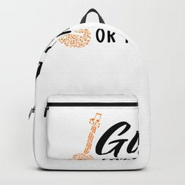 Guitar you like it or you are wrong Backpack