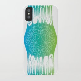WARPAINT 2014 iPhone Case
