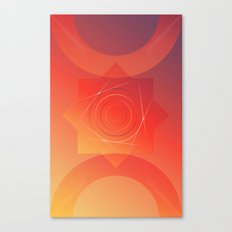 Wake up its morning Canvas Print