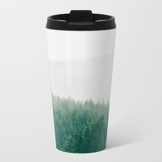 The Highlands Metal Travel Mug