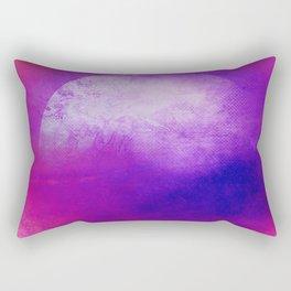 Circle Composition II Rectangular Pillow