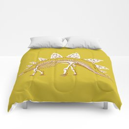 Pizzasaurus Awesome! Comforters