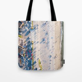 Alki Beach Tote Bag