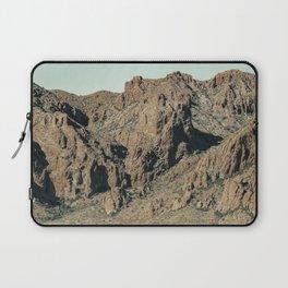 Mountain Landscape in Big Bend National Park Laptop Sleeve