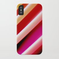 bands iPhone & iPod Cases featuring Bands by Tom Sebert