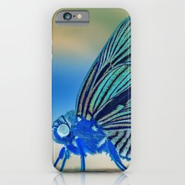Azul Mothra iPhone Case