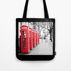 Vintage Red  Tote Bag