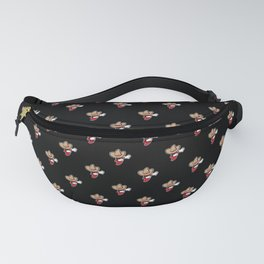Funny Dabbing Chili Pepper Fanny Pack