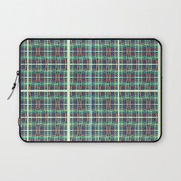 plaidish Laptop Sleeve