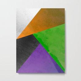 Secondary1 Metal Print
