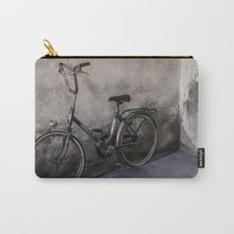 old bicycle 2 Carry-All Pouch