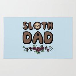 Sloth Dad Rug
